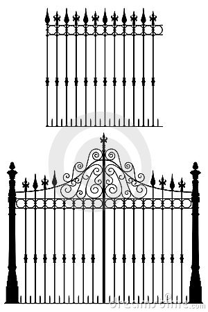 Free Gate And Fence Stock Image - 10575001