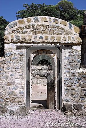 Gate in Ethiopia
