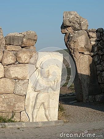 Gate of Hattusa, The Hittite Capital
