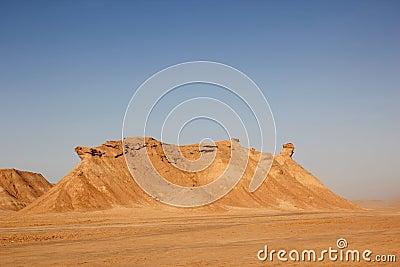 The Gate in Sahara