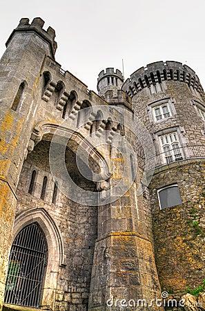 Gate to Blackrock Castle