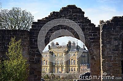 Gate to Culzean Castle
