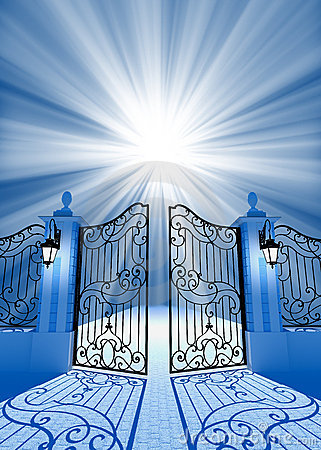 Gate to light