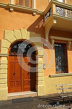 Gate in Verona