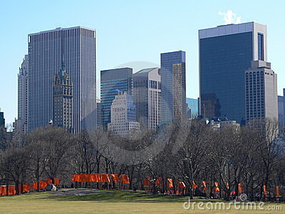 The Gates in Central Park