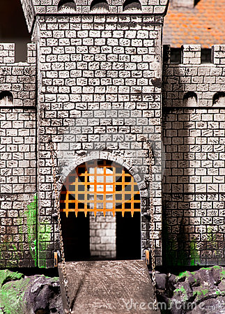 Gates of the fortress
