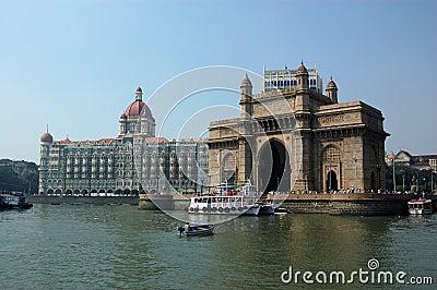 Gateway aan India van het overzees