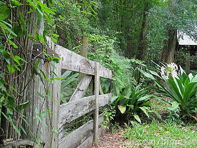 Gateway al jardín