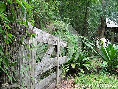 Gateway ao jardim