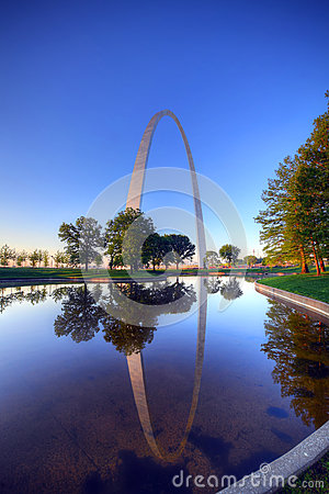 Free Gateway Arch Stock Images - 92487934