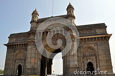 Gateway Of India in Mumbai.