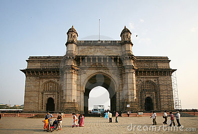 Gateway of India,Mumbai ,india Editorial Image