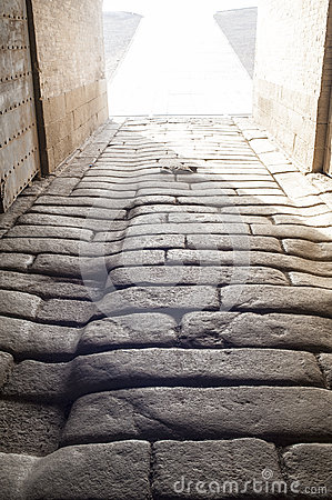 Gateway of Jiayuguan castle
