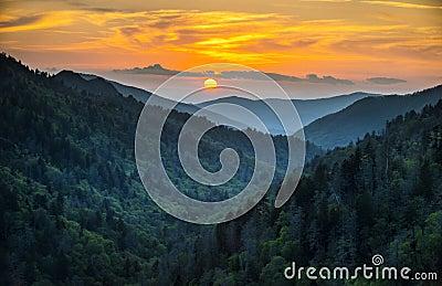 Gatlinburg TN Great Smoky Mountains National Park
