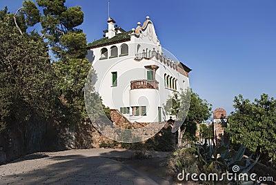 Gaudì house
