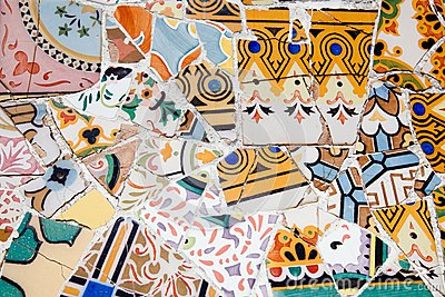Gaudi Architecture - Park Guell