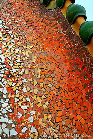 Gaudi detail