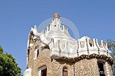 Gaudi hause