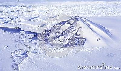 Gaussberg Antarctica