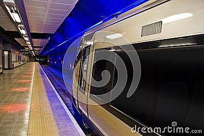 Gautrain - High Speed Rail Travel for Africa