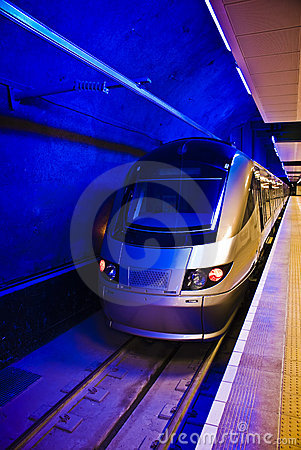 Gautrain - High Speed Train Travel in Africa
