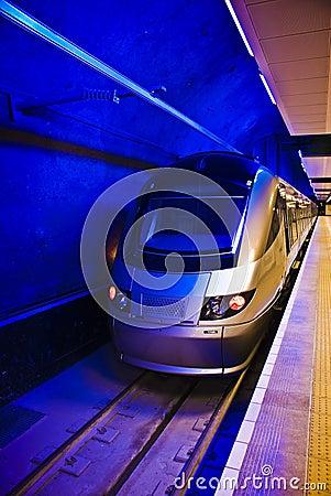 Gautrain - High Speed Train Travel in Africa