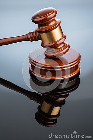 Free Gavel Stock Photo - 28188790