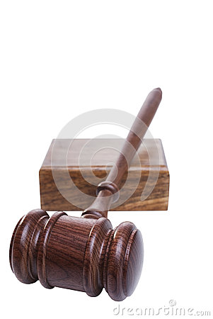 Gavel and Block