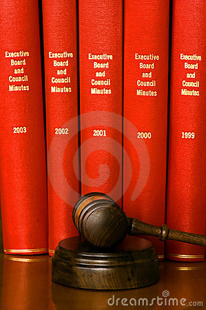 Gavel and company records