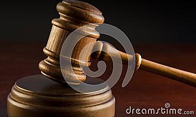 Gavel du juge