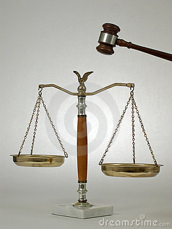 Gavel & Scales