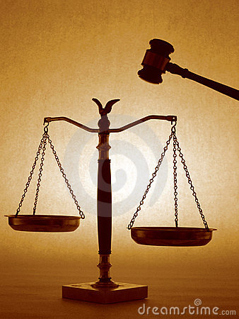 Free Gavel & Scales Royalty Free Stock Photography - 339727