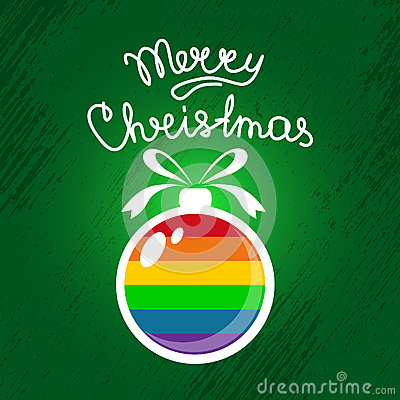 Free Gay Christmas-11 Stock Photo - 83052530