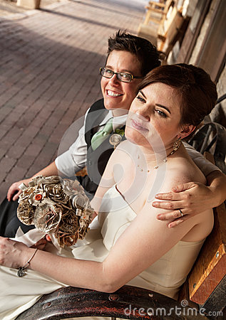 Gay Female Married Partners