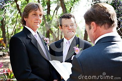 Gay Marriage - Lifetime Commitment