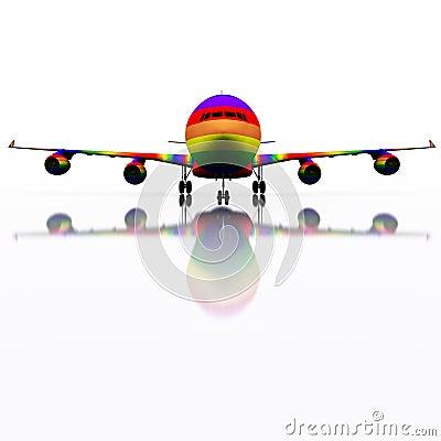 Plane Gay 78