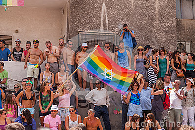 Gay Pride Parade Tel-Aviv 2013 Editorial Image
