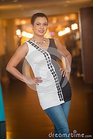 Gayesha Perera Editorial Stock Photo