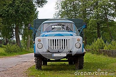 GAZ-53 truck