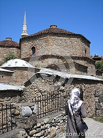 Gazi Mehmet Pasha Hamam in Prizren, Kosovo