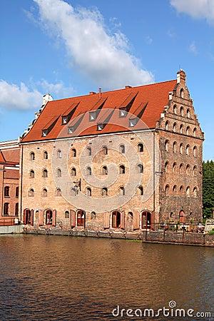 Gdansk granary