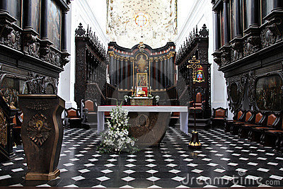Gdansk - Oliwa cathedral