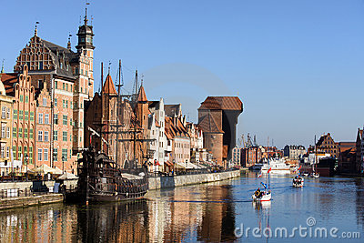 Gdansk in Poland