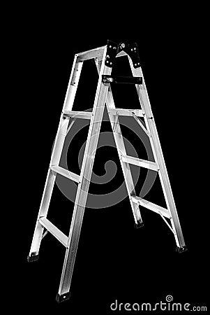 Geïsoleerdeo ladder