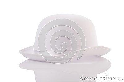 Geïsoleerdeu hoed