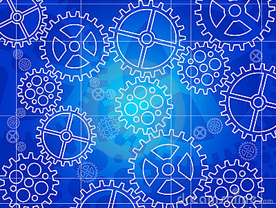 Gear blueprint