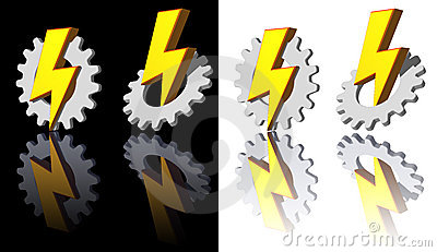 Gear - flash