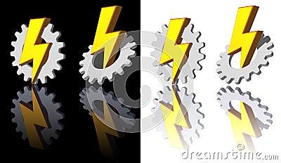 Gear - flash
