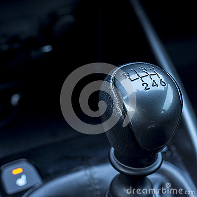 The gear lever