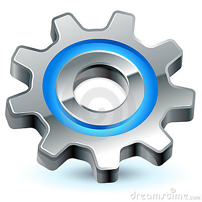Free Gear Settings Icon Stock Images - 20325014
